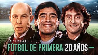 Especial 20 años Fútbol de Primera: Especial 20 años de Fútbol de Primera